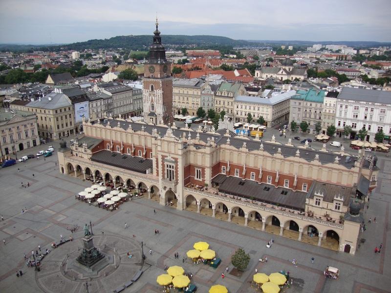 wynajem samochodów Kraków
